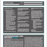 Checkliste Hausdurchsuchung